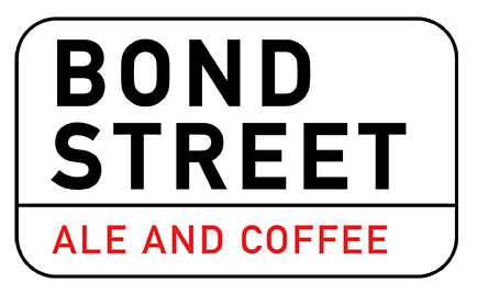 Bond Street Ale and Coffee Logo